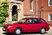 фото Subaru Impreza универсал 2 поколение