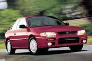 фото Subaru Impreza купе 1 поколение рестайлинг