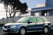 фото Subaru Impreza универсал 2 поколение 2-й рестайлинг