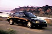 фото Subaru Impreza седан 2 поколение рестайлинг