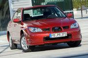 фото Subaru Impreza седан 2 поколение 2-й рестайлинг