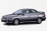 фото Subaru Impreza седан 1 поколение рестайлинг