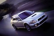 фото Subaru Impreza WRX универсал 2 поколение