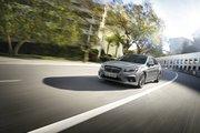 Subaru Legacy,  2.5 бензиновый, вариатор, седан