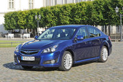 фото Subaru Legacy седан 5 поколение