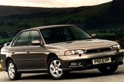 фото Subaru Legacy седан 2 поколение