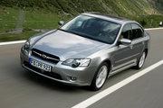 фото Subaru Legacy седан 4 поколение