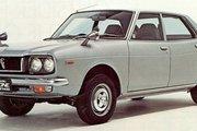 фото Subaru Leone седан 1 поколение