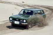 фото Subaru Leone универсал 1 поколение