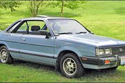 фото Subaru Leone купе 2 поколение