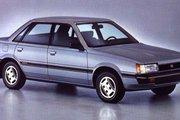 фото Subaru Leone седан 3 поколение