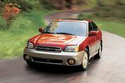 фото Subaru Outback седан 2 поколение