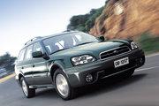 фото Subaru Outback универсал 2 поколение