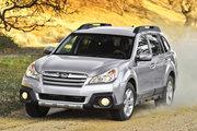 фото Subaru Outback универсал 4 поколение рестайлинг