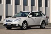фото Subaru Outback универсал 4 поколение
