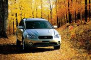 фото Subaru Outback универсал 3 поколение