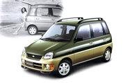 фото Subaru Pleo хетчбэк 1 поколение