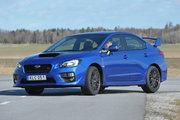 Subaru WRX,  2.5 бензиновый, механика, седан