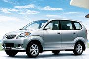 фото Toyota Avanza минивэн 1 поколение рестайлинг
