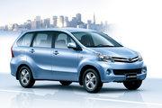 фото Toyota Avanza