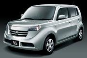 фото Toyota BB минивэн 2 поколение