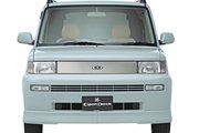 фото Toyota BB Open Deck пикап 1 поколение