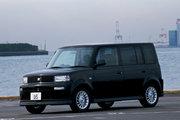фото Toyota BB минивэн 1 поколение
