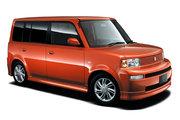 фото Toyota BB минивэн 1 поколение рестайлинг