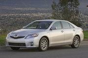 фото Toyota Camry Hybrid седан XV40 рестайлинг