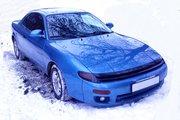 фото Toyota Celica купе 5 поколение