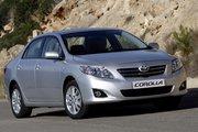 фото Toyota Corolla седан E140