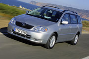 фото Toyota Corolla универсал E130 рестайлинг