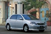 фото Toyota Corolla RunX хетчбэк E120
