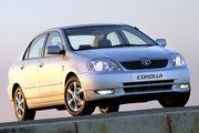фото Toyota Corolla седан E120