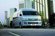 фото Toyota Hiace микроавтобус H200 рестайлинг