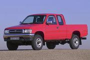 фото Toyota Hilux Xtracab пикап 6 поколение