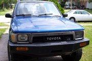 фото Toyota Hilux Xtracab пикап 5 поколение