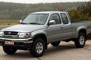 фото Toyota Hilux Xtracab пикап 6 поколение рестайлинг