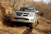 фото Toyota Hilux пикап 7 поколение
