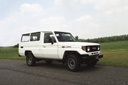фото Toyota Land Cruiser J75 внедорожник J70