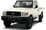 фото Toyota Land Cruiser J79 пикап J70 3-й рестайлинг