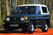 фото Toyota Land Cruiser J73V внедорожник J70 рестайлинг