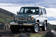 фото Toyota Land Cruiser J74V внедорожник J70 2-й рестайлинг