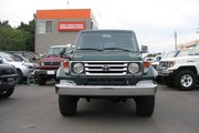 фото Toyota Land Cruiser J76 внедорожник J70 2-й рестайлинг