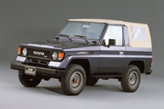 фото Toyota Land Cruiser BJ70 кабриолет J70