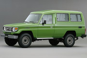 фото Toyota Land Cruiser J78 внедорожник J70 2-й рестайлинг