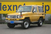 фото Toyota Land Cruiser J71 внедорожник J70 2-й рестайлинг