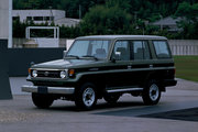 фото Toyota Land Cruiser J77 внедорожник J70 рестайлинг