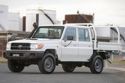 фото Toyota Land Cruiser J79 шасси J70 3-й рестайлинг