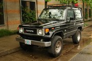 фото Toyota Land Cruiser BJ70 внедорожник J70